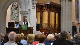 Ordination_RevIanHorner_KilmoreCathedral_7thSept2014_Preacher_RevTimHanson_VicarOfChristChurch,Wharton_Cheshire