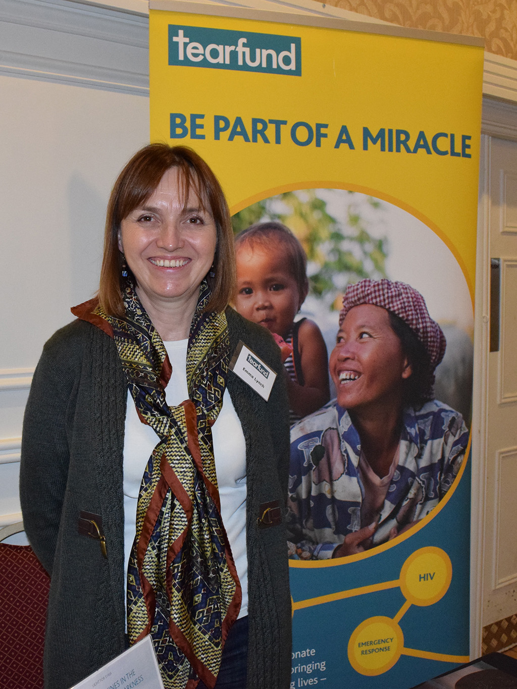 Emma Lynch - Tearfund