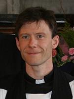 Revd Patrick Bamber