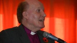 bishopferranspeakingatthe2013diocesansynod