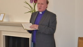 seehouse_13thjune2013_bishopferran_commentsandblessingattheopening